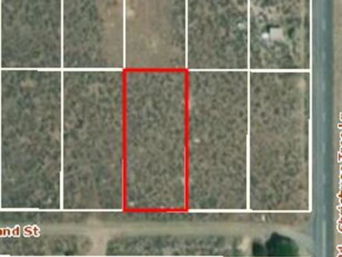 .33 Acres In Lake County Or : Christmas Valley : Lake County : Oregon