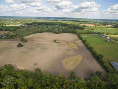 Estate Size Dexter Vacant Land : Dexter : Washtenaw County : Michigan