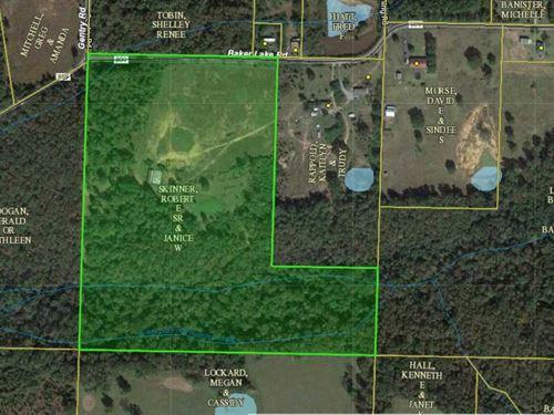 30.5 Acres, Near Formosa, Clin : Formosa : Van Buren County : Arkansas