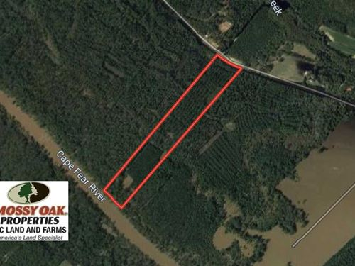 Under Contract, 32.01 Acres : White Oak : Bladen County : North Carolina
