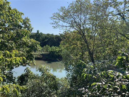 Quarter Mile Of James River Fronta : Galena : Stone County : Missouri