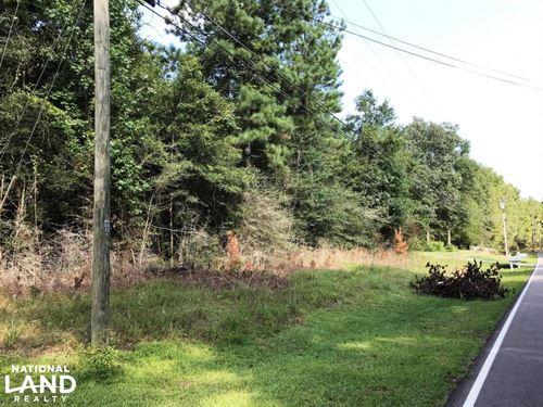 Woodlands Near Golfcourse : Hattiesburg : Forrest County : Mississippi