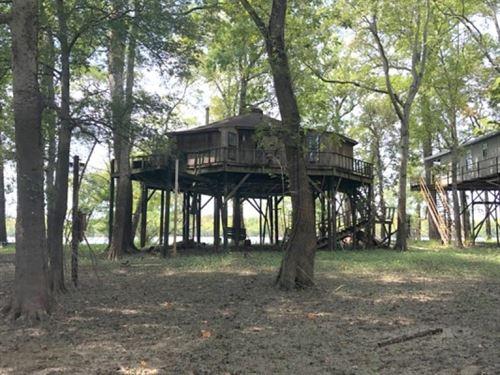 Two Lots On Chotard Lake In Warren : Vicksburg : Warren County : Mississippi