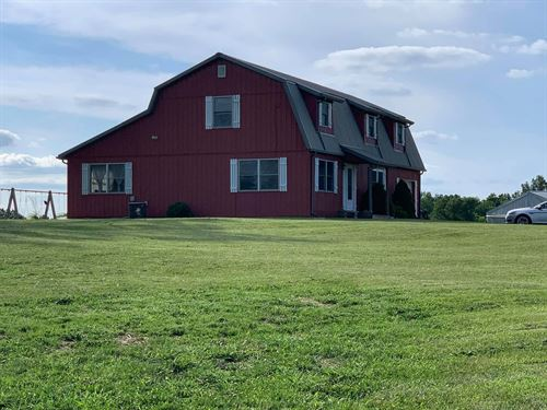 Country Home Small Acreage Mercer : Cainsville : Mercer County : Missouri
