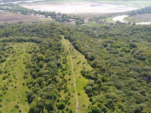 89 Acres, Deer, Turkey, Missouri : Nodaway : Andrew County : Missouri