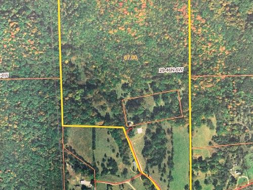 Weekend Getaway Cabin Hunting : Rhineland : Montgomery County : Missouri