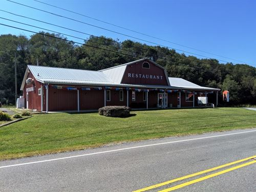 Commercial Property Off Exit 54 : Rural Retreat : Smyth County : Virginia