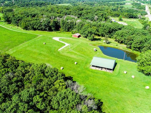 Wapello County Hunting : Blakesburg : Wapello County : Iowa