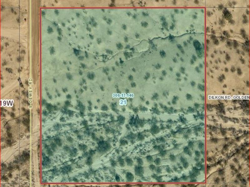2.35 Acres In Mohave County Arizona : Golden Valley : Mohave County : Arizona