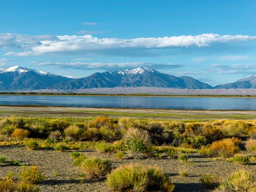 Acreage With Power & Mountain Views : Alamosa : Colorado