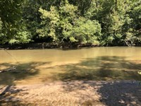 6.47 Acres Of Waterfront Property : Easley : Pickens County : South Carolina