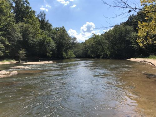 14 Acres Of Waterfront Property : Easley : Pickens County : South Carolina