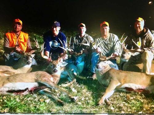 Deer/Turkey/Quail Haven, Lin : Browning : Linn County : Missouri