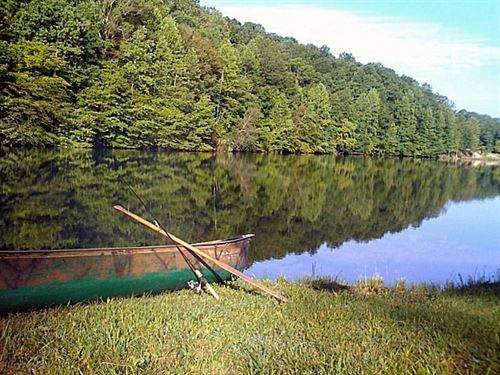 9.94 Tennessee Acres Semi, Private : Lawrenceburg : Wayne County : Tennessee
