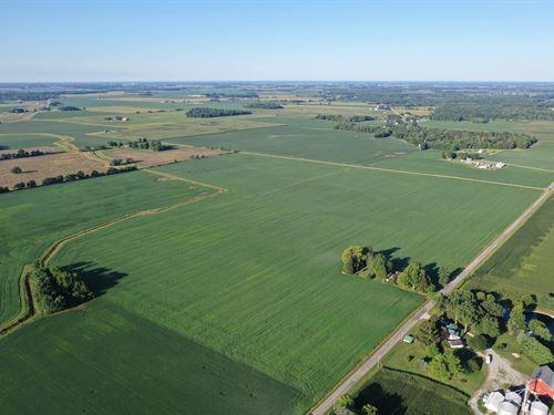 Msk Farm, Ltd Farmland Auc, Sept : Bucyrus : Crawford County : Ohio
