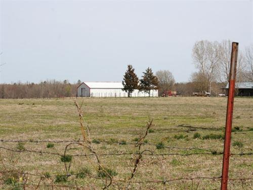 Ranch Custom Home McCurtain County : Idabel : McCurtain County : Oklahoma