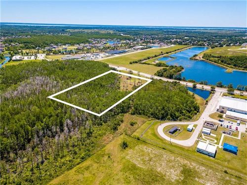 5 Acres On Corporate Campus Way : Saint Cloud : Osceola County : Florida