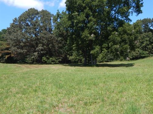 50 Ac, Woods, Pasture, Home Site : Senatobia : Tate County : Mississippi