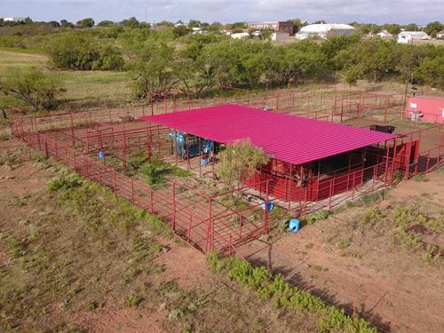 3 Bar 3 Properties, 524 ac of Far : Megargel : Archer County : Texas