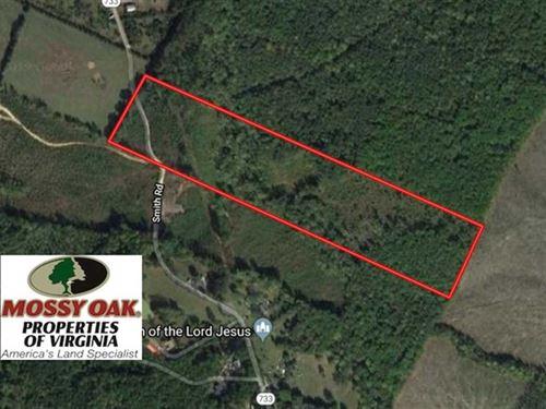 25 Acres of Hunting And Timber Lan : Louisa : Virginia