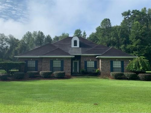 1.82 Acres With A Home In Lawrence : Monticello : Lawrence County : Mississippi