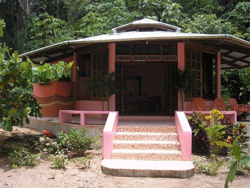 Bocas Del Drago Beachfront Casita : Boca Del Drago : Panama