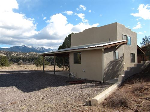Tiny Home Next To Gila National : Alma : Catron County : New Mexico