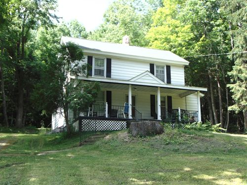 Country Home On 1.5 Acres : Deposit : Broome County : New York