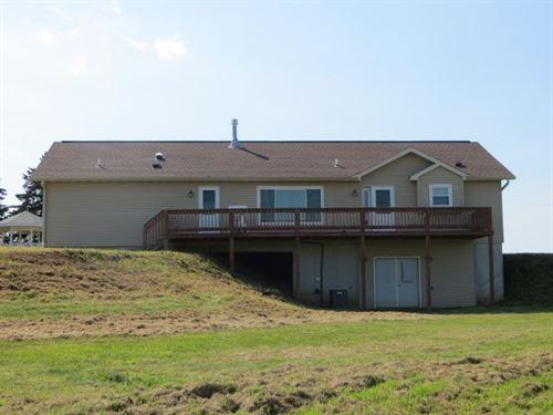 Acreage, Dunlap, Ia, Harrison CO : Dunlap : Harrison County : Iowa
