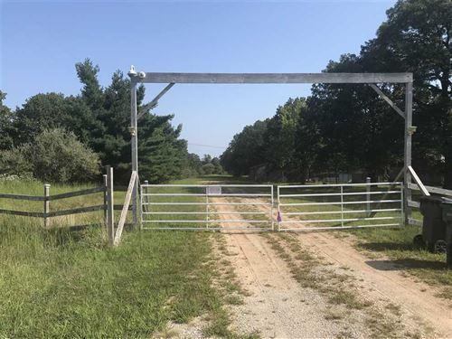 82 Acre Hunting Property in Dallas : Tunas : Dallas County : Missouri