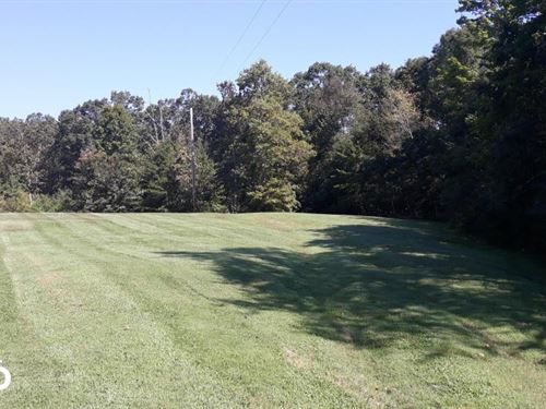 Secluded Homesite Near The Clinch : Kingston : Roane County : Tennessee