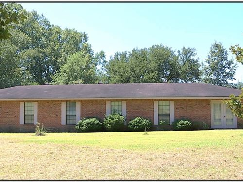 1.9 Acres With A Home In Winston CO : Louisville : Winston County : Mississippi