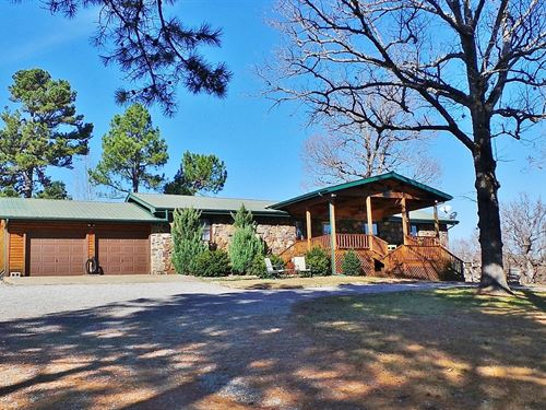 2 Contemporary/Quality Homes : Yellville : Marion County : Arkansas