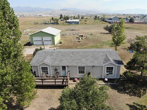 Horse Property For Sale : Missoula : Montana