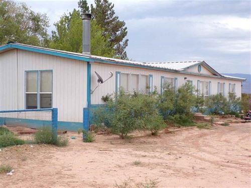 Home 2.5 Acres, Horses Allowed, 3 : Alamogordo : Otero County : New Mexico