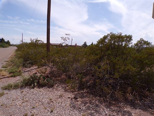 .485 Acre Lot LA Luz, Nm, Utilities : La Luz : Otero County : New Mexico