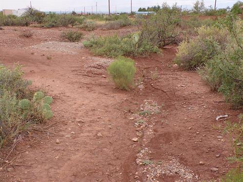 .95 Acres Quiet Village LA Luz, NM : La Luz : Otero County : New Mexico