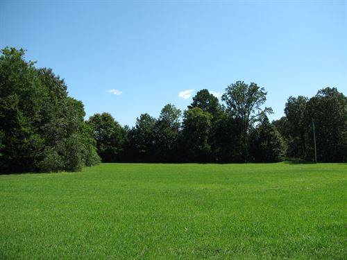 6.41 Acres Development Potential : Adamsville : McNairy County : Tennessee