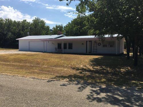 Lake View Home Lake Brownwood Texas : Brownwood : Brown County : Texas