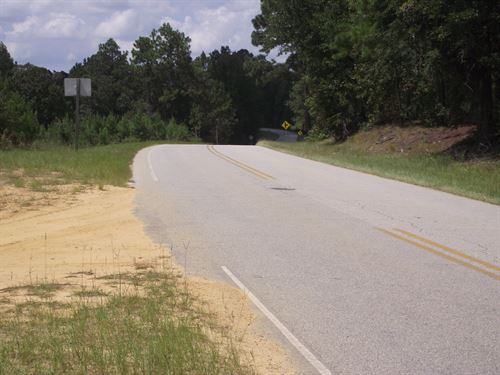 Summertown Country Estates Lot 6 : Summertown : Emanuel County : Georgia
