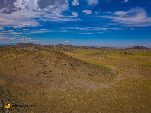 Amazing Topography, Vast Property : San Luis : Costilla County : Colorado