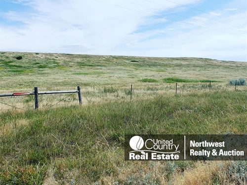 Zortman MT Lot 8 21.22 Acres : Zortman : Phillips County : Montana