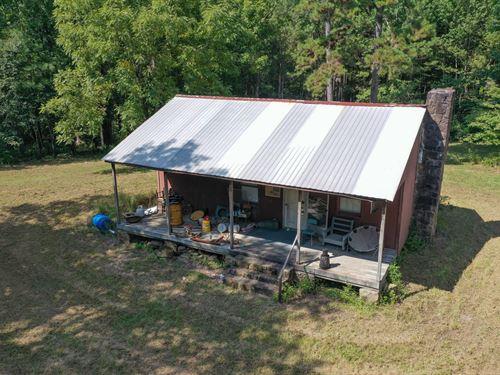 Recreational Land Bankhead National : Double Springs : Winston County : Alabama