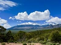 8.5 Acres With Million Dollar View : Fort Garland : Costilla County : Colorado