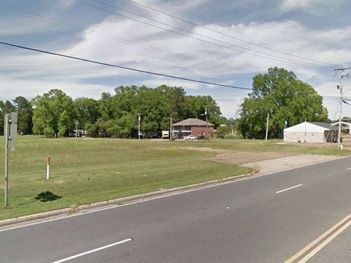 Commercial Land : Pearl : Rankin County : Mississippi