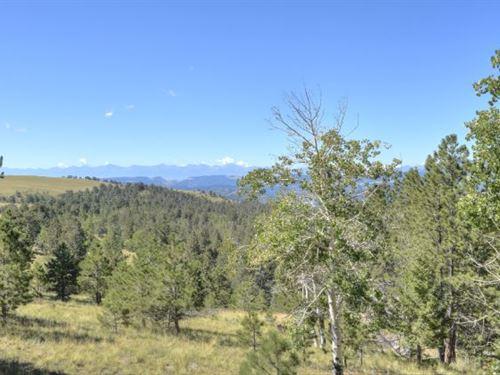 Alpine Meadow Ranch Lot 3 : Canon City : Fremont County : Colorado