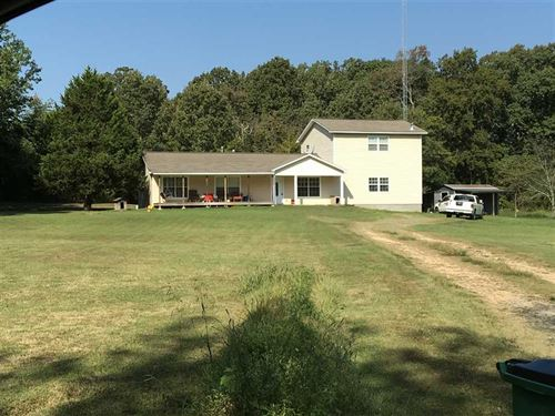 4 Bedroom 2 Bath, 3 Acres, 240 : Judsonia : White County : Arkansas