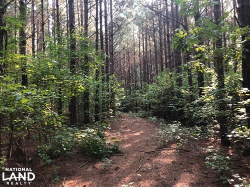 Grenada Hardwood And Wildlife Sanct : Gore Springs : Grenada County : Mississippi