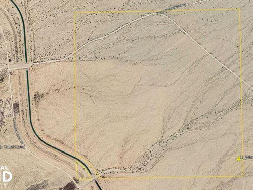 Wang/Lo Coachella Valley Open Space : Calipatria : Imperial County : California