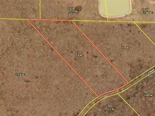 Small Hunting Property, Small Price : Barnett : Morgan County : Missouri
